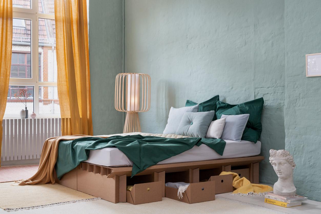 Pappbett Dream Das Original Von Stange Design